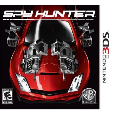 Игра для Nintendo (3DS) Spy Hunter (английская версия)