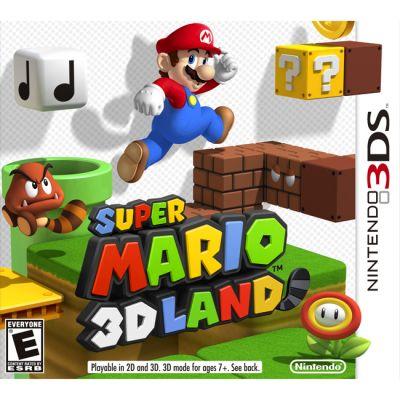 Игра для Nintendo (3DS) Super Mario 3D Land