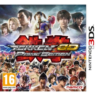 ���� ��� Nintendo (3DS) Tekken 3D Prime Edition