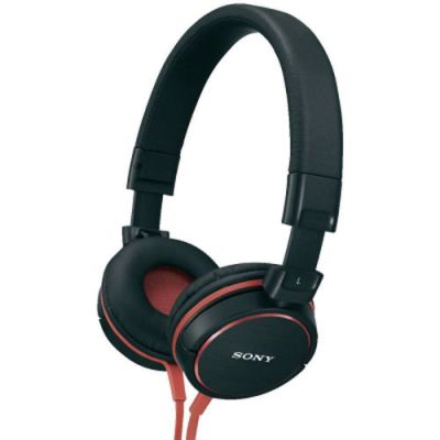 �������� Sony MDR-ZX600 �����-������� MDRZX600R.AE