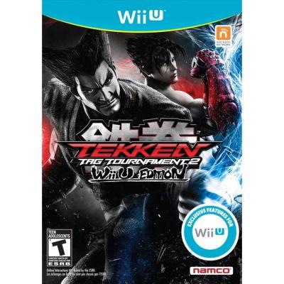 Игра для Nintendo (Wii U) Tekken Tag Tournament 2 (английская версия)