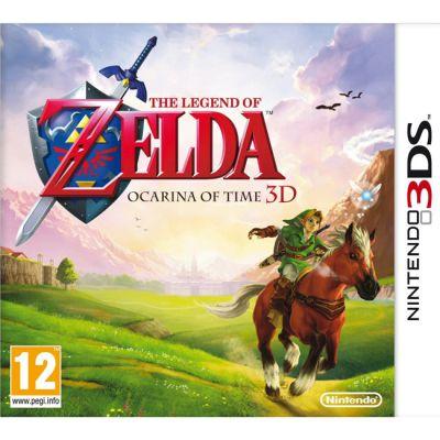 Игра для Nintendo (3DS) The Legend of Zelda: Ocarina of Time