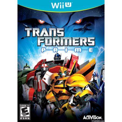 Игра для Nintendo (Wii U) Transformer Prime