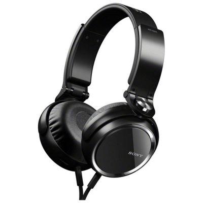 Наушники Sony MDR-XB600 черные MDRXB600B.AE