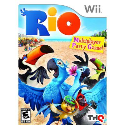 Игра для Nintendo (Wii) Rio