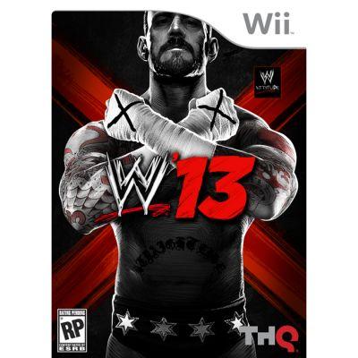 Игра для Nintendo (Wii) wwe 2013