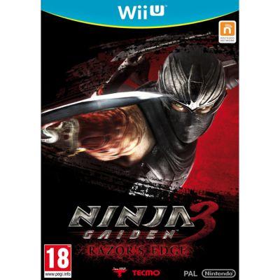 Игра для Nintendo (Wii U) ninja gaiden 3