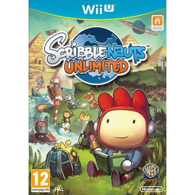 Игра для Nintendo (Wii U) Scribblenauts Unlimited