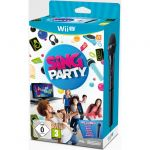 Nintendo Набор Sing Party + Microphone для Wii U
