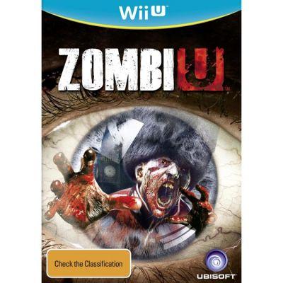 Игра для Nintendo (Wii U) ZombiU (RUS)