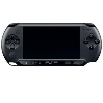 ������� ��������� Sony psp E1008 Black + LittleBigPlanet + Cars 2 PS719281054