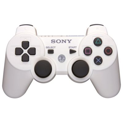 Sony ������������ ���������� PS3 Dualshock White ps719289814