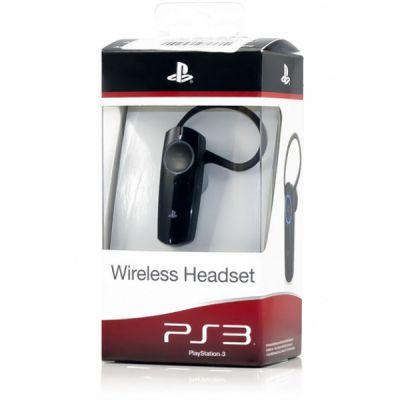 Наушники с микрофоном Sony беспроводная для PS3 ps719138297