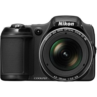 ���������� ����������� Nikon Coolpix L820 Black