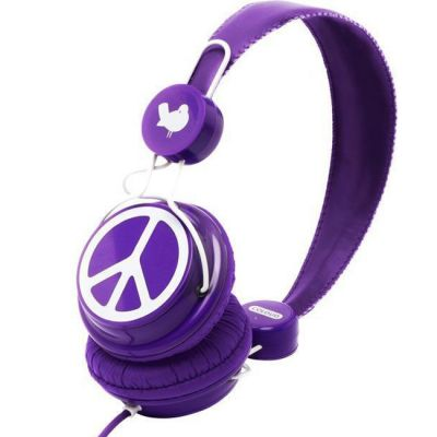 Наушники Zound Coloud Pop Icons Peace C22M