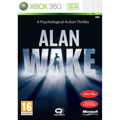 Игра для Xbox 360 Alan Wake