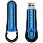 Флешка ADATA 16GB S107 USB Flash Drive (Blue) USB 3.0 AS107-16G-RBL