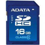 Карта памяти ADATA 16GB sdhc class10 ASDH16GCL10-R