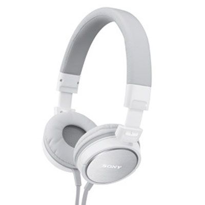 �������� Sony MDR-ZX600 ����� MDRZX600W.AE