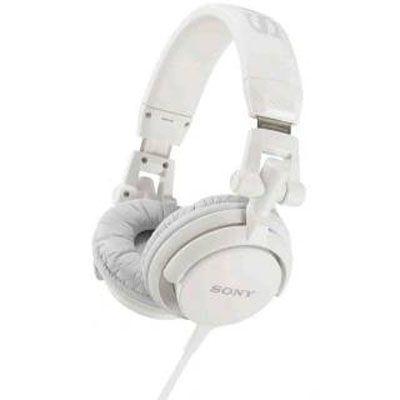 Наушники Sony MDR-V55 белые MDRV55W.AE