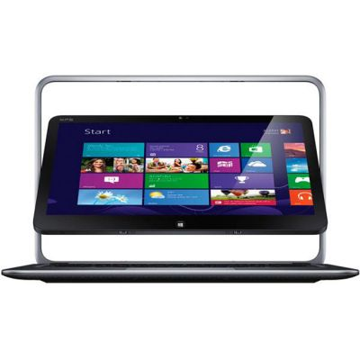 Ультрабук Dell XPS Duo 12 Black 221x-7101