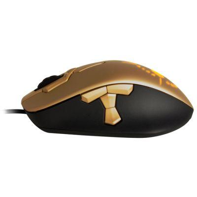 Мышь проводная SteelSeries WoW Gold (62240)
