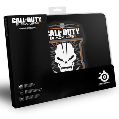Коврик для мыши SteelSeries ss QcK cod Black Ops II Badge (67245)
