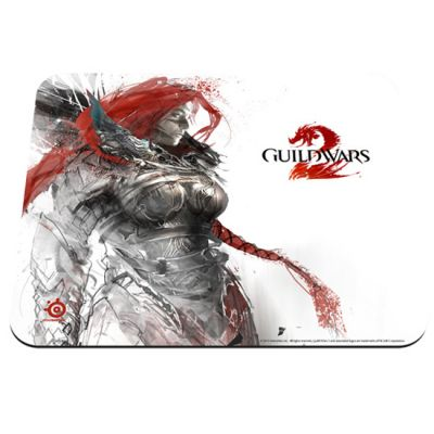 Коврик для мыши SteelSeries ss QcK Guild Wars 2 Eir (67243)