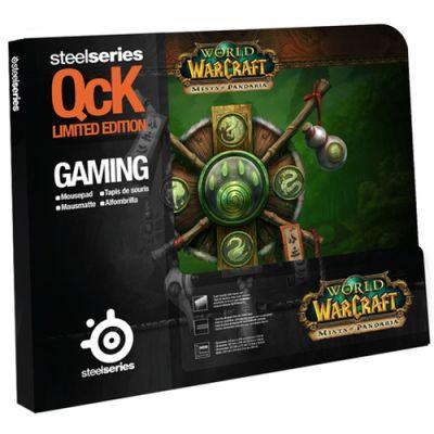 Коврик для мыши SteelSeries ss QcK wow Mists Panda-Crest edition (67262)