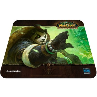 ������ ��� ���� SteelSeries ss QcK wow Mists Panda forest edition (67261)