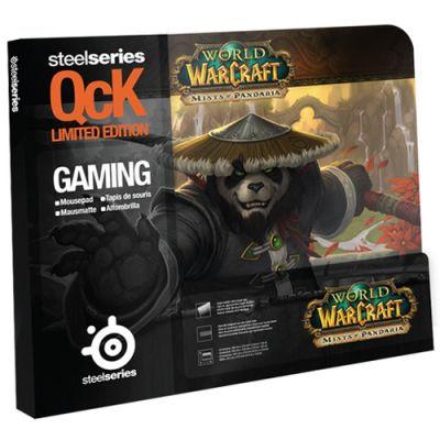 Коврик для мыши SteelSeries ss QcK wow panda-monk-edition (67244)