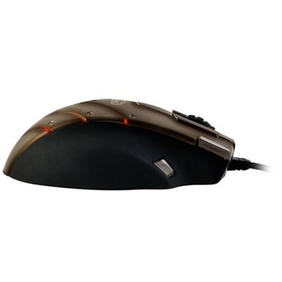 Мышь SteelSeries World of Warcraft Cataclysm mmo Gaming Mouse (62100)