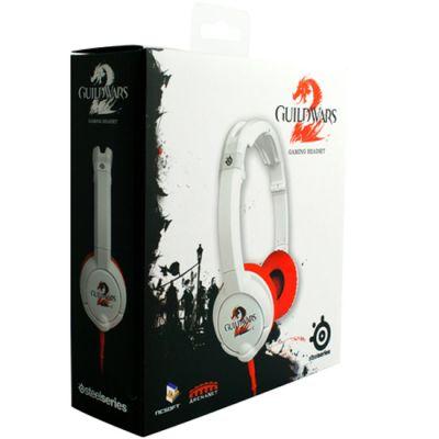 �������� � ���������� SteelSeries flux Guild Wars 2 Gaming Headset (61282)