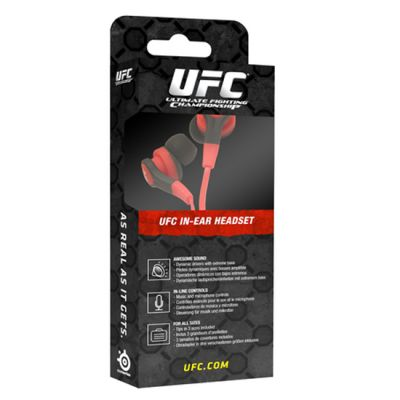 �������� � ���������� SteelSeries In-Ear Headset ufc Edition (61270)