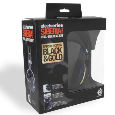 Наушники с микрофоном SteelSeries Siberia v2 Anniversary edition (51110)
