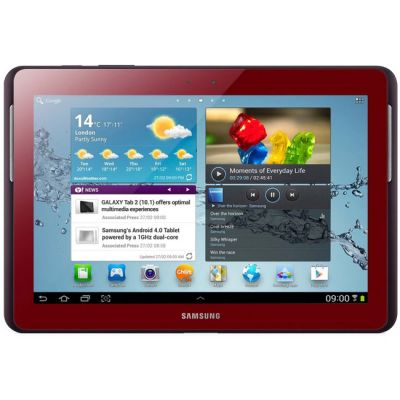 Планшет Samsung Galaxy Note 10.1 N8000 16Gb 3G (Red) GT-N8000GRASER