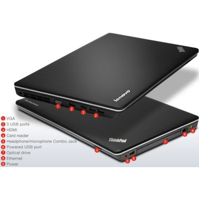 Ноутбук Lenovo ThinkPad Edge E535 NZR97RT
