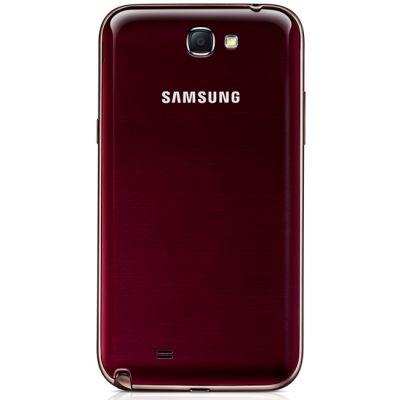 Смартфон Samsung Galaxy Note II 16Gb GT-N7100 Red GT-N7100ZRDSER