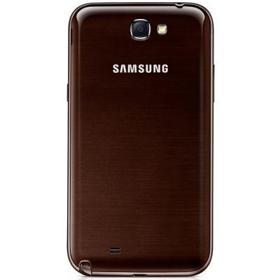 Смартфон Samsung Galaxy Note II 16Gb GT-N7100 Brown GT-N7100ZNDSER
