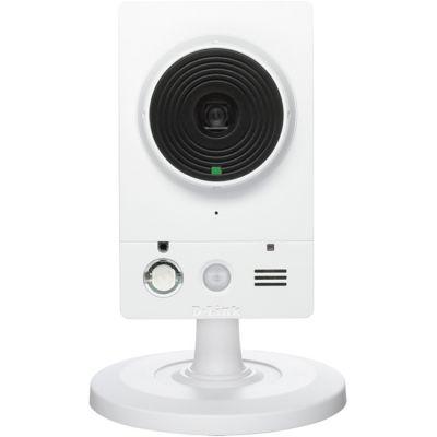 Видеокамера D-Link Full HD Cube Network Camera DCS-2210