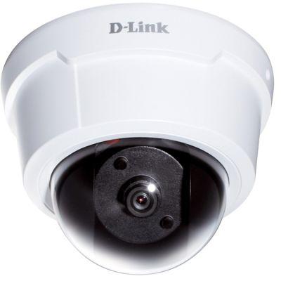 Видеокамера D-Link Fixed Dome Network HD Camera DCS-6112