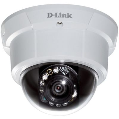 Видеокамера D-Link HD Day & Night Fixed Dome Network Camera DCS-6113