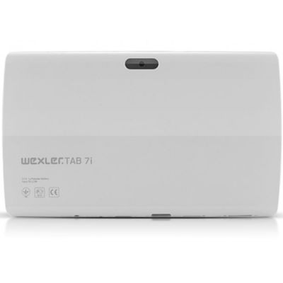 Планшет WEXLER tab 7i White 3G
