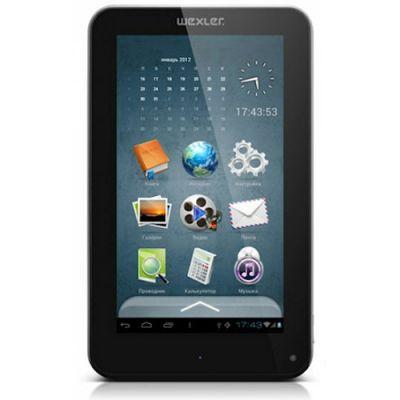Электронная книга WEXLER Book T7008 Black