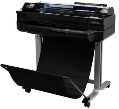 Принтер HP Designjet T520 24-in ePrinter CQ890A