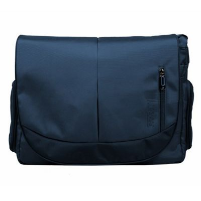 "Сумка Port Designs oxford Messenger 15.6"" navy blue 160063"