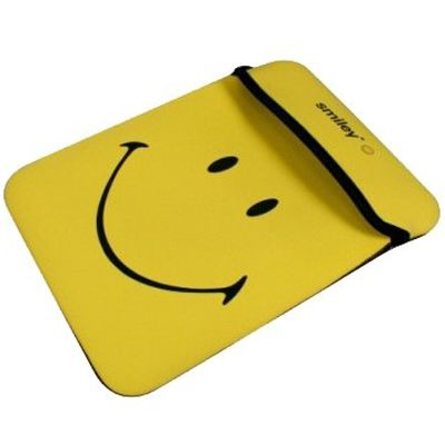 "Чехол Port Designs smiley reversible 15.6"" yellow-black 140261"