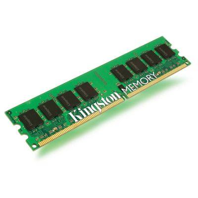 ����������� ������ Kingston dimm 1GB 800MHz DDR2 Non-ECC CL6 KVR800D2N6/1G
