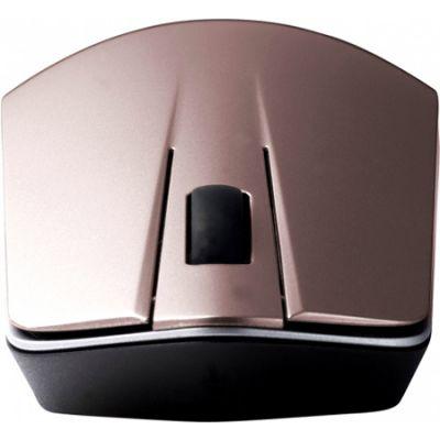 Мышь беспроводная ASUS WT450 Cordless 2.4GHZ OPTICAL/Rose Gold 1200 dpi - для Asus ZenBook 90-XB1X00MU00050-