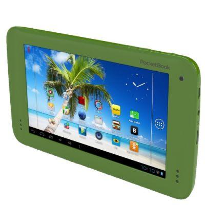 Электронная книга PocketBook Surfpad U7 Black/Green PBU7-G-CIS